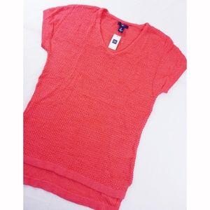 Gap Women's Small Short Sleeve Knit Sweater